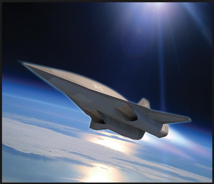 Разработка шпионского самолета. Прототип SR-72