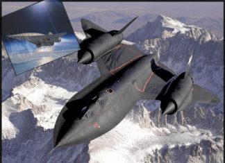 Разработка шпионского самолета.