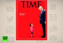 """Фейковые новости про Трампа, """"политика Трампа по разлучению детей мигрантов с родителями"""""""