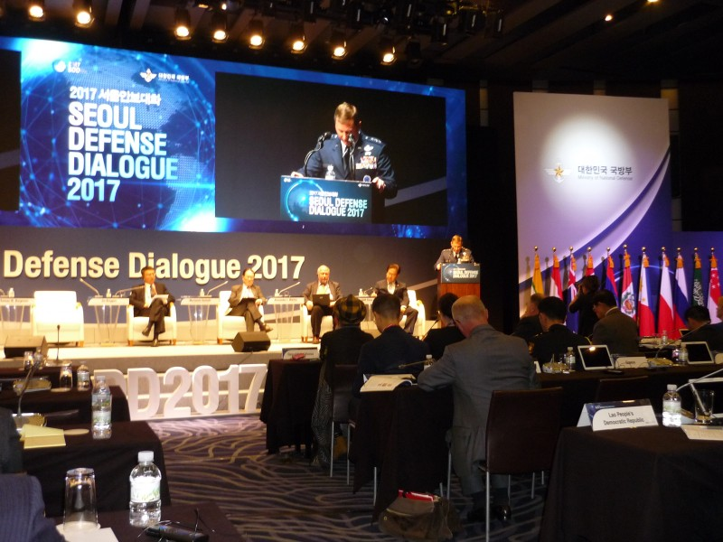 Seoul Defense Dialogue 2017