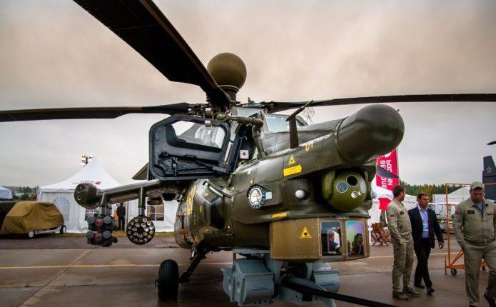 Ми-28Н «Ночные охотники»