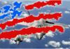 Американские военные самолеты падают