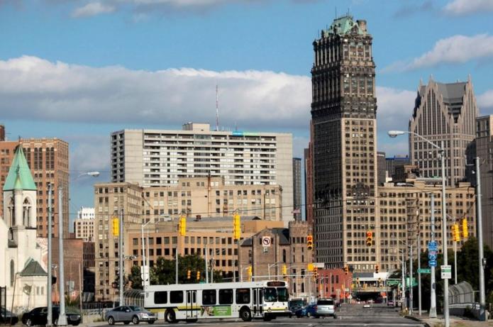 Основные причины банкротства Детройта