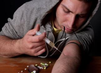 Наркоманы в Америке